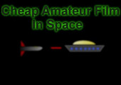 Cheap Amateur Film in Space