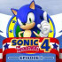 Сайт игры Sonic the Hedgehog 4: Episode 1