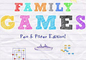 Family Games: Pen & Paper Edition