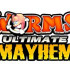 Сайт игры Worms Ultimate Mayhem