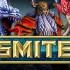 Сайт игры Smite