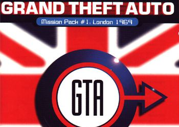 Grand Theft Auto Mission Pack: London 1969