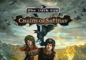 The Dark Eye: Chains of Satinav: Save файлы