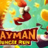 Сайт игры Rayman Jungle Run