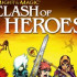 Сайт игры Might and Magic: Clash of Heroes