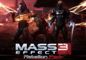 Mass Effect 3: Rebellion Pack