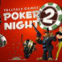 Сайт игры Poker Night 2
