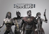 Injustice: Gods Among Us - Blackest Night