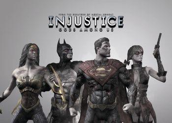 Injustice: Gods Among Us - Blackest Night