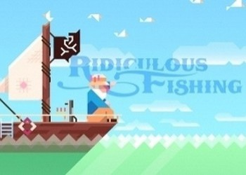 Ridiculous Fishing - A Tale of Redemption