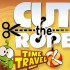 Сайт игры Cut the Rope: Time Travel
