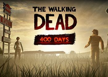 The walking dead 400 days скачать