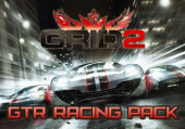 GRID 2: GTR Racing Pack