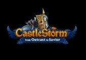 CastleStorm: From Outcast to Savior
