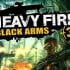 Сайт игры Heavy Fire: Black Arms 3D