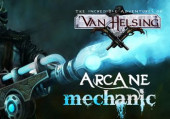 Incredible Adventures of Van Helsing: Arcane Mechanic, The