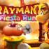 Сайт игры Rayman Fiesta Run