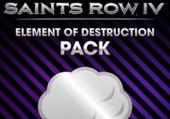Saints Row IV: Element of Destruction Pack