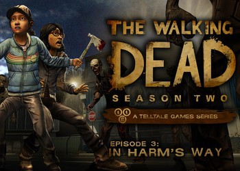 Walking Dead: Season Two Episode 3 - In Harm's Way, The