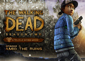 Walking Dead: Season Two Episode 4 - Amid the Ruins, The