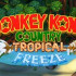 Сайт игры Donkey Kong Country: Tropical Freez…