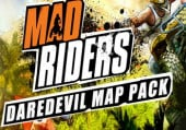 Mad Riders: The Daredevil Map Pack