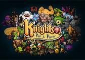 Обзор игры Knights of Pen & Paper