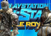 PlayStation All-Stars: Battle Royale - Isaac Clarke and Zeus DLC