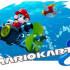 Сайт игры Mario Kart 8