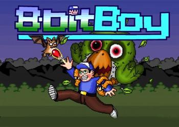 8-Bit Boy