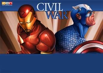 ZEN Pinball 2: Marvel Pinball - Civil War