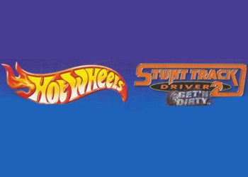 Hot Wheels Stunt Track Driver 2: Get'n Dirty