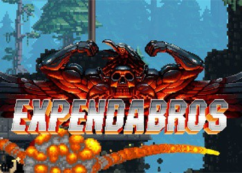 Expendabros, The - Broforce: The Expendables Missions