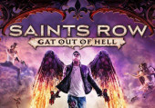 Коды к игре Saints Row IV: Re-Elected & Gat Out of Hell
