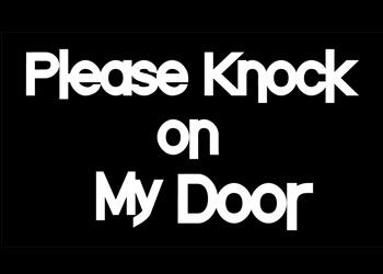 Please Knock on My Door
