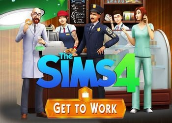 Sims 4: Get To Work, The