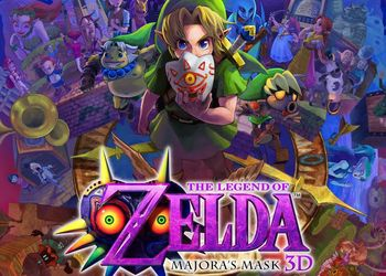 Legend of Zelda: Majora's Mask 3D, The