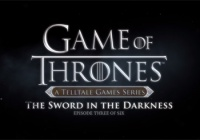 Прохождение игры Game of Thrones: Episode Three - The Sword in the Darkness