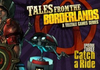 Прохождение игры Tales from the Borderlands: Episode Three - Catch a Ride