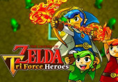 The Legend of Zelda: TriForce Heroes: превью (Игромир 2015)