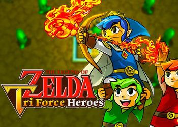 Legend of Zelda: TriForce Heroes, The