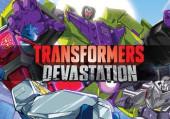 Transformers: Devastation: Прохождение