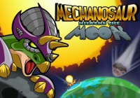 Mechanosaur Hijacks the Moon