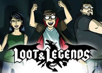 Loot & Legends