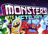 Monsters Ate My Metropolis: обзор