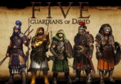 FIVE: Guardians of David: обзор