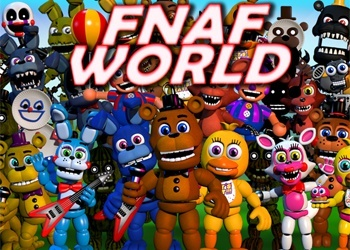 скачать трейнер для fnaf world