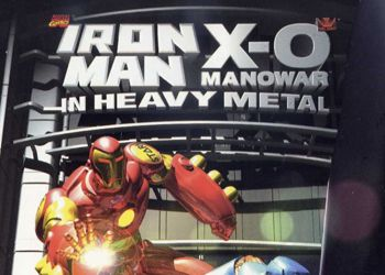 Iron Man/XO Manowar in Heavy Metal