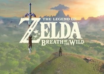 The Legend of Zelda: Breath of the Wild. Мир Дикого Востока