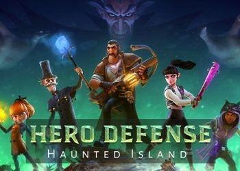 Hero Defense - Haunted Island: +4 трейнер